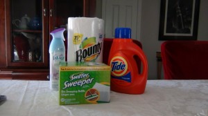 Just a Few Products from ALEC Supporter Procter & Gamble