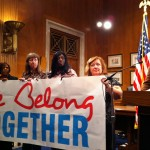 We Belong Together: Putting Women At The Heart of Immigration Reform